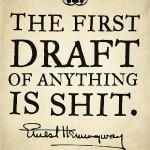 1st draft shit